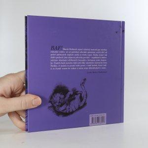 antikvární kniha Baf!, 2014