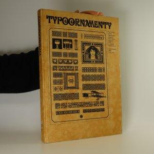 náhled knihy - Typoornamenty