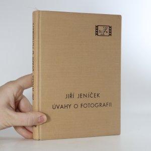 náhled knihy - Úvahy o fotografii