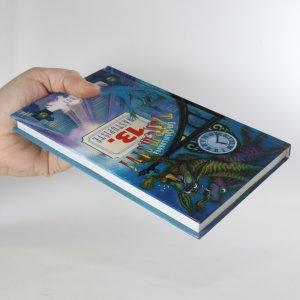 antikvární kniha Tajemství 13. nástupiště, 2003