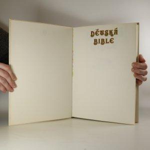 antikvární kniha Dětská bible. Starý a Nový zákon, 1991