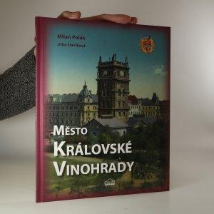náhled knihy - Město Královské Vinohrady