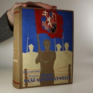 náhled knihy - Obrázkové dějiny naší samostatnosti