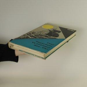 antikvární kniha Ve znamení Kon-Tiki, 1964