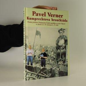 náhled knihy - Kumprechtova broučkiáda