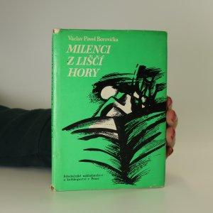 náhled knihy - Milenci z Liščí hory