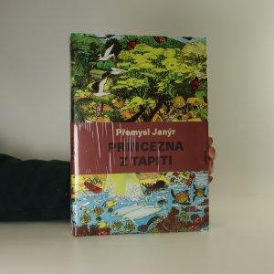 náhled knihy - Princezna z Tapiti
