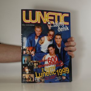 náhled knihy - Tajný deník Lunetic