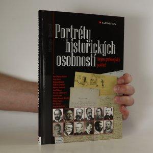 náhled knihy - Portréty historických osobností