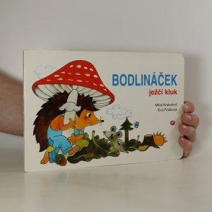 náhled knihy - Bodlináček ježčí kluk
