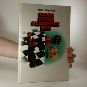 náhled knihy - Velká kniha deskových her