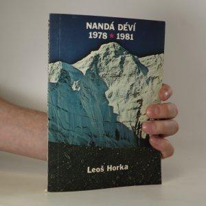 náhled knihy - Nandá Déví. 1978-1981