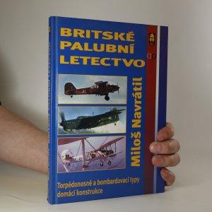 náhled knihy - Britské palubní letectvo