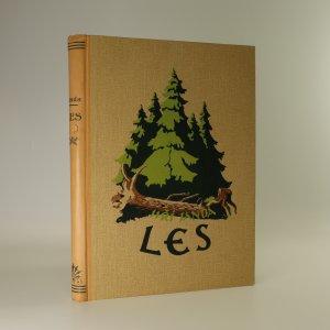 náhled knihy - Les. Obrázky a dojmy z přírody