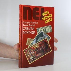 náhled knihy - Záhadná mysteria