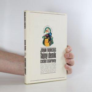 náhled knihy - Tajný deník čínské císařovny
