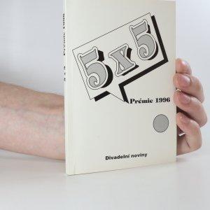 náhled knihy - 5 x 5