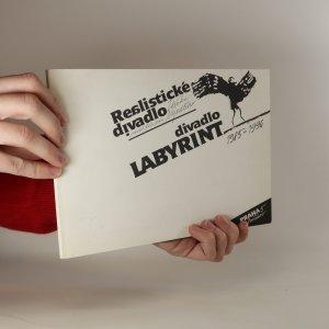 náhled knihy - Realistické divadlo. Divadlo Labyrint