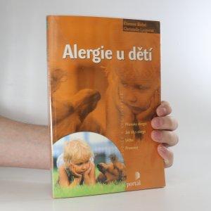 náhled knihy - Alergie u dětí