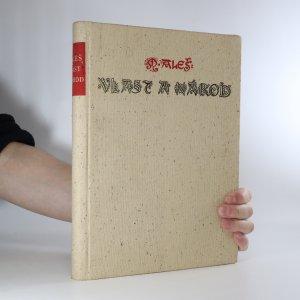 náhled knihy - Vlast a národ