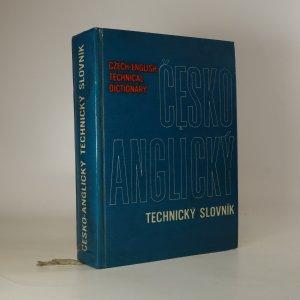náhled knihy - Česko-anglický technický slovník