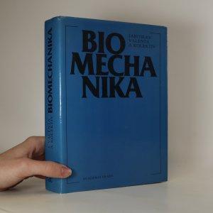 náhled knihy - Biomechanika