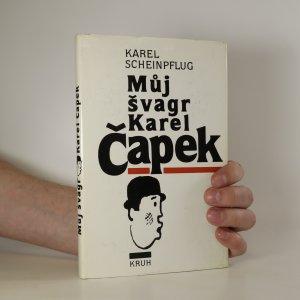 náhled knihy - Můj švagr Karel Čapek