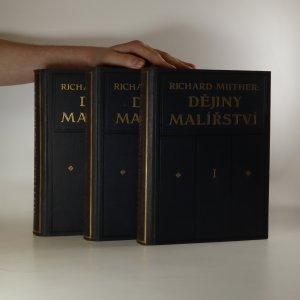 náhled knihy - Dějiny malířství I.-III.díl (3 svazky, komplet)