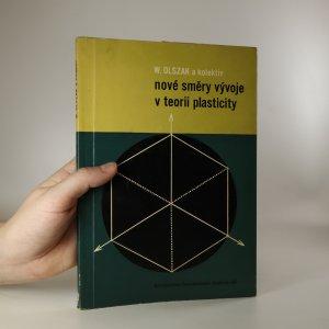 náhled knihy - Nové směry vývoje v teorii plasticity