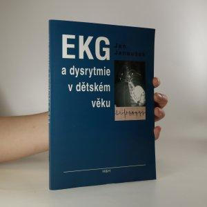 náhled knihy - EKG a dysrytmie v dětském věku