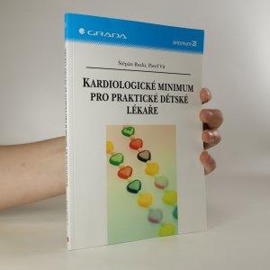náhled knihy - Kardiologické minimum pro praktické dětské lékaře