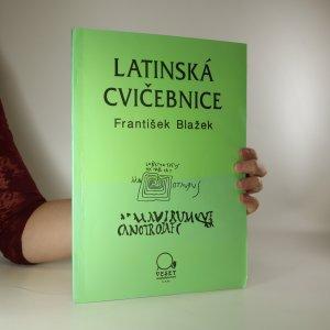 náhled knihy - Latinská cvičebnice