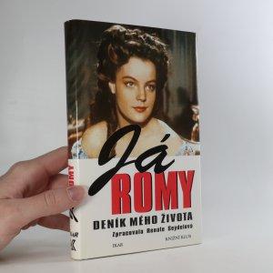 náhled knihy - Já, Romy. Deník mého života