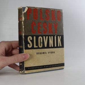 náhled knihy - Polsko-český slovník