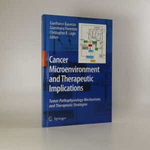 náhled knihy - Cancer Microenvironment and Therapeutic Implications