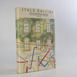 náhled knihy - Neviditelná města