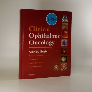 náhled knihy - Clinical Ophthalmic Oncology