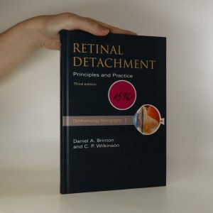 náhled knihy - Retinal Detachment Principles and Practice