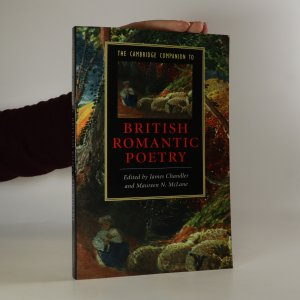 náhled knihy - The Cambridge Companion to British Romantic Poetry
