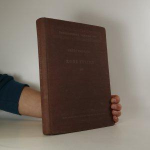 náhled knihy - Kurs fysiky III.