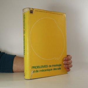 náhled knihy - Problemes de rhéologie et de mécanique des sols