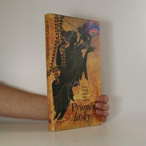 náhled knihy - Proměny lásky