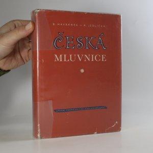 náhled knihy - Česká mluvnice
