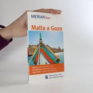 náhled knihy - Malta a Gozo