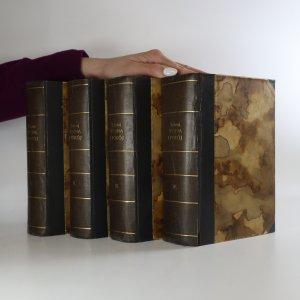 náhled knihy - Wojna i pokój. 1. - 4. díl. (4 svazky)