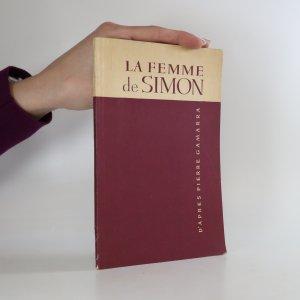 náhled knihy - La femme de Simon