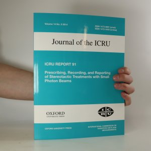 náhled knihy - Journal of the ICRU