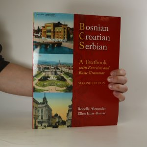 náhled knihy - Bosnian, Croatian, Serbian, a textbook with exercises and basic grammar