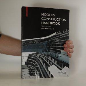 náhled knihy - Modern Construction Handbook