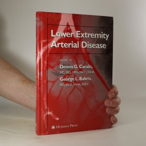 náhled knihy - Lower Extremity Arterial Disease